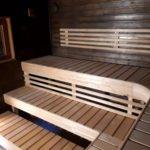 Saunan löylyhuone